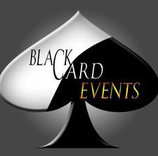 Black Card Events logo