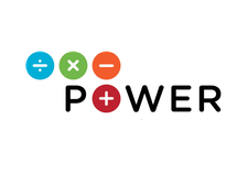 POWER Org Math logo