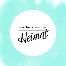 Geschmackssache Heimat logo