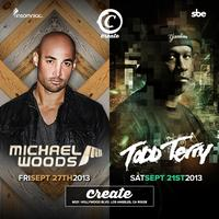 CREATE Nightclub Satuday Sept 28th TODD TERRY The...