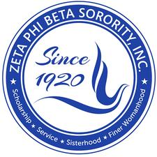 Zeta Phi Beta Sorority, Incorporated - Alpha Delta Zeta Chapter logo