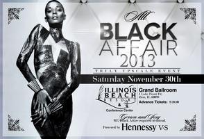 The All Black Affair 2013