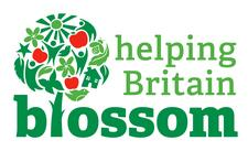 Helping Britain Blossom logo
