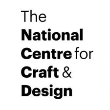 The National Centre for Craft & Design logo