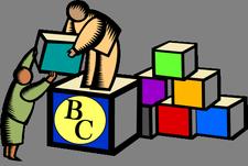 BC Staff Development Workshops logo