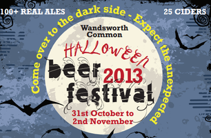 Wandsworth Common Halloween Beer Festival 2013 - 5th...