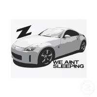 350Z auto show meeting