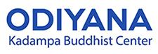 Odiyana Kadampa Buddhist Center logo