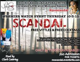 SCANDAL PREMIER WATCH PARTY