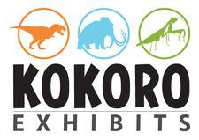 Kokoro Exhibits logo