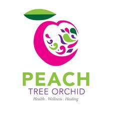 Peach Tree Orchid logo