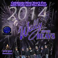 New Year's Eve Party with Wally and The Beavs...SOLD...