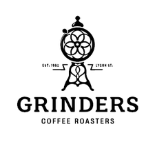 Grinders Coffee logo