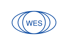 Worldwide Exhibitions Service Co., Ltd. (WES) logo