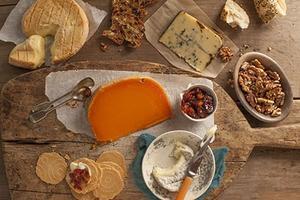 Cheddar Cheese Tasting