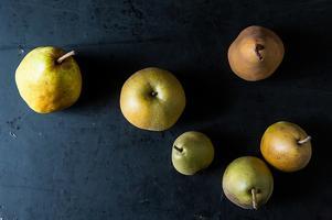 Pear Tasting