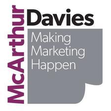 McArthur Davies logo