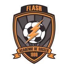 Académie de soccer FLASH / FLASH Soccer Academy (ASF/FSA) logo