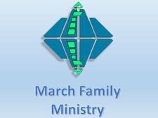 March Family Ministry - --Magdy Ibrahim logo