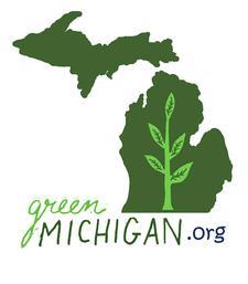 Green Michigan.org logo