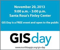 North Bay GIS Day 2013