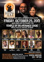 MEMPHIS GOSPEL MUSIC FEST-VIP SEATING