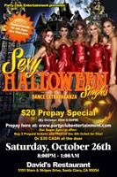 ★Let's Celebrate At The SEXY Halloween Singles Dance...