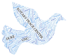 Duke-UNC Rotary Peace Center logo