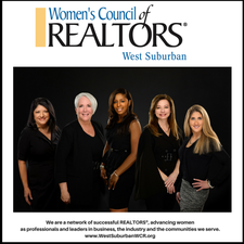 WOMEN'S COUNCIL OF REALTORS - WEST SUBURBAN NETWORK logo