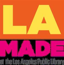 Los Angeles Public Library - LA Made logo