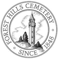 Forest Hills Cemetery and Forest Hills Educational Trust logo
