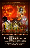 2nd ANNUAL TWISTED DREAMLAND HALLOWEEN COSTUME BALL @...