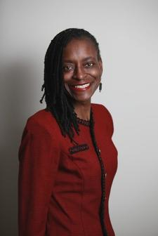 Velonda Anderson, PhD logo