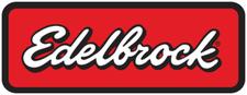 Edelbrock, LLC. logo