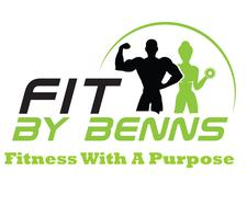 Jason and Candace Benn of Fit by Benns logo