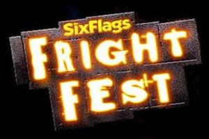 Six Flags Over Georgia Fright Fest!
