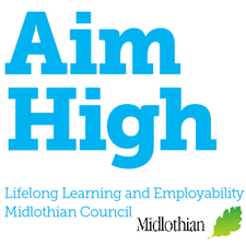 Lifelong Learning & Employability - Midlothian  logo