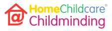 @Home Childcare  logo