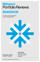 Behance Portfolio Reviews Bangkok