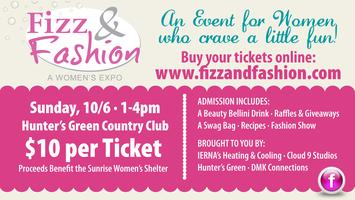 Fizz and Fashion-A Woman's Expo