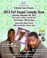 2013 Fall Gospel Comedy Show
