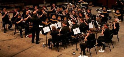 Mid-Atlantic Brass Band Festival at Rowan University