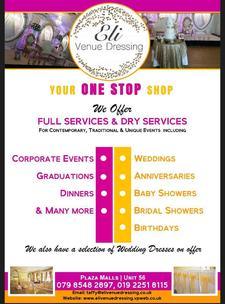 Eli Venue Dressing & Events  logo