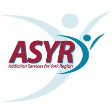Addiction Services for York Region logo