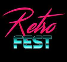レトロユニーク  Retoroyunīku Unorthodox Inc Retrofest Uk  logo