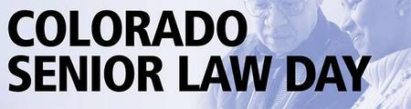 Senior Law Day 2012 - Boulder County