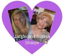 Jackie Sharpe and Sophia Sharpe -DIAMOND LEADERS, in Los Angeles logo