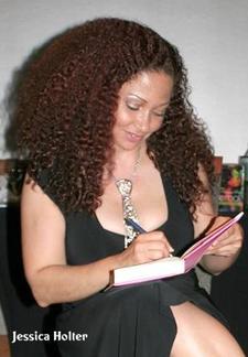 Jessica Holter Author logo