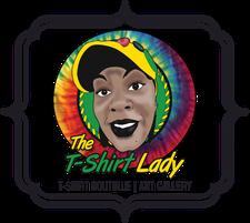 The T-Shirt Lady logo