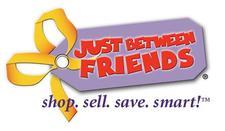 Just Between Friends Coon Rapids logo